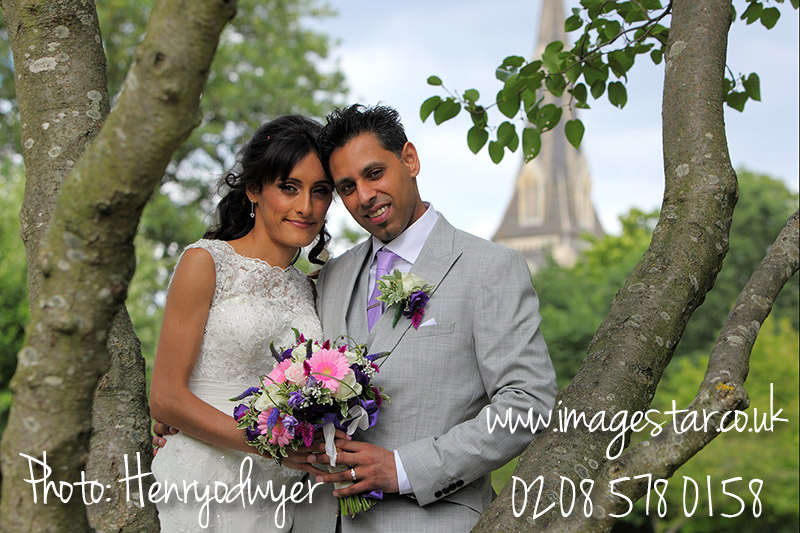 St Mary's Hanwell Wedding photographer