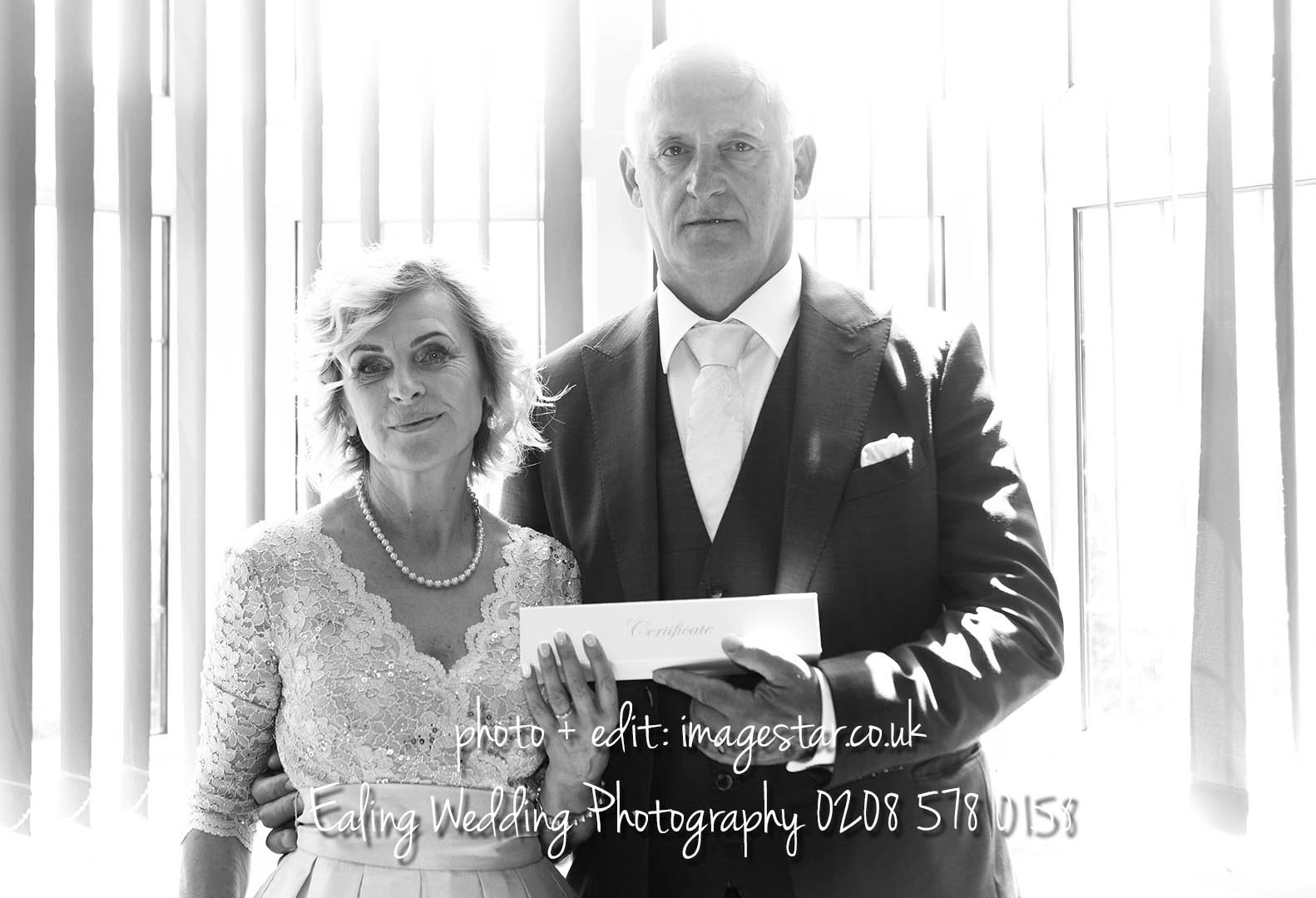 Brentham Club Wedding photography